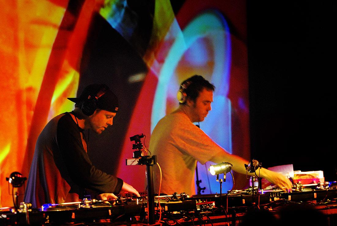 Afrika Bambaataa's Vinyl Collection, Interpreted by DJ Shadow