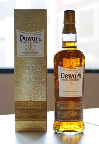 The Single Malts at the Heart of Dewar's Blended Whisky