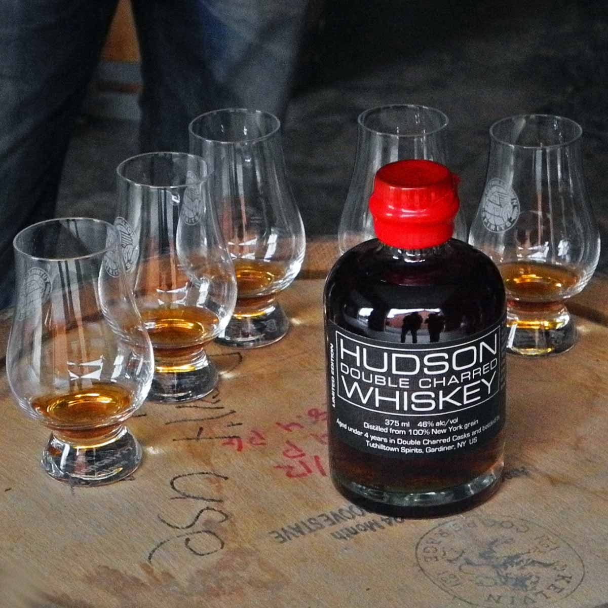 From the Ashes: Hudson Double Charred Whiskey