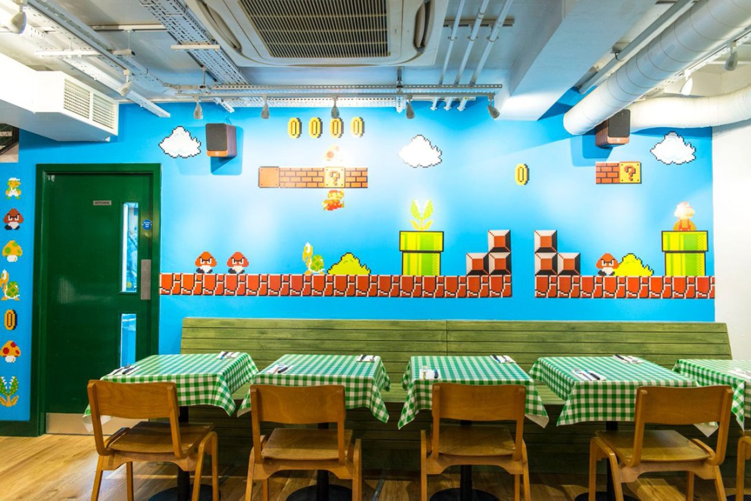 Word of Mouth: Food and Drink, Carnaby
