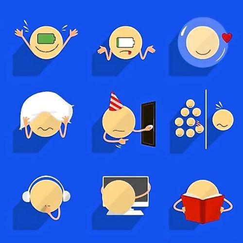Introji Emoji For Introverts Cool Hunting