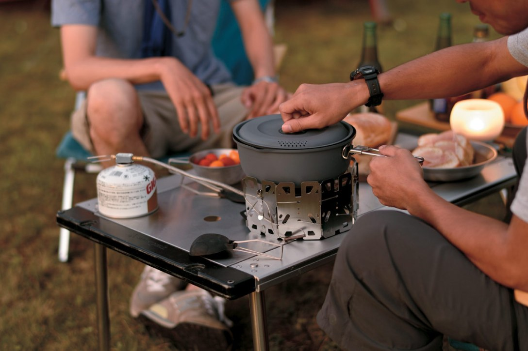 Two New Camp Stoves from Snow Peak