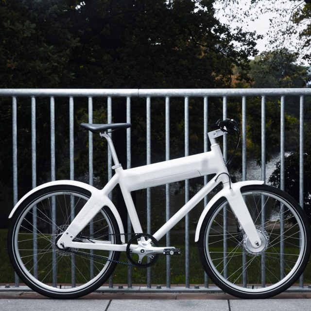 Austere Launches KiBiSi + Biomega OKO Lightweight E-Bike