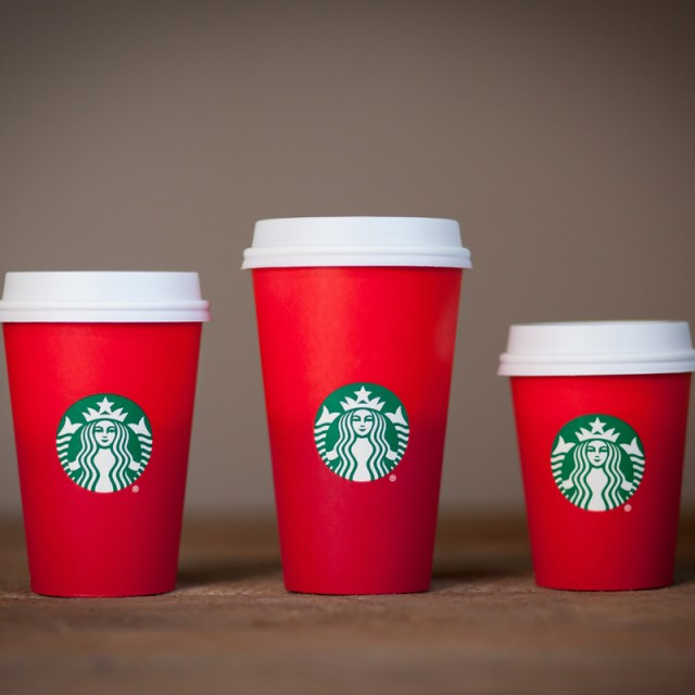 Starbucks' Vice President of Design + Content Jeffrey Fields Reveals Their Red Cup Design