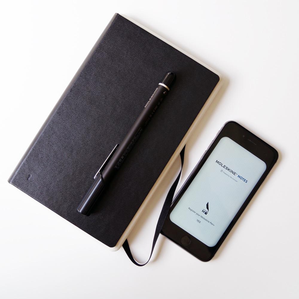 Moleskine S Comprehensive Smart Writing Set Cool Hunting