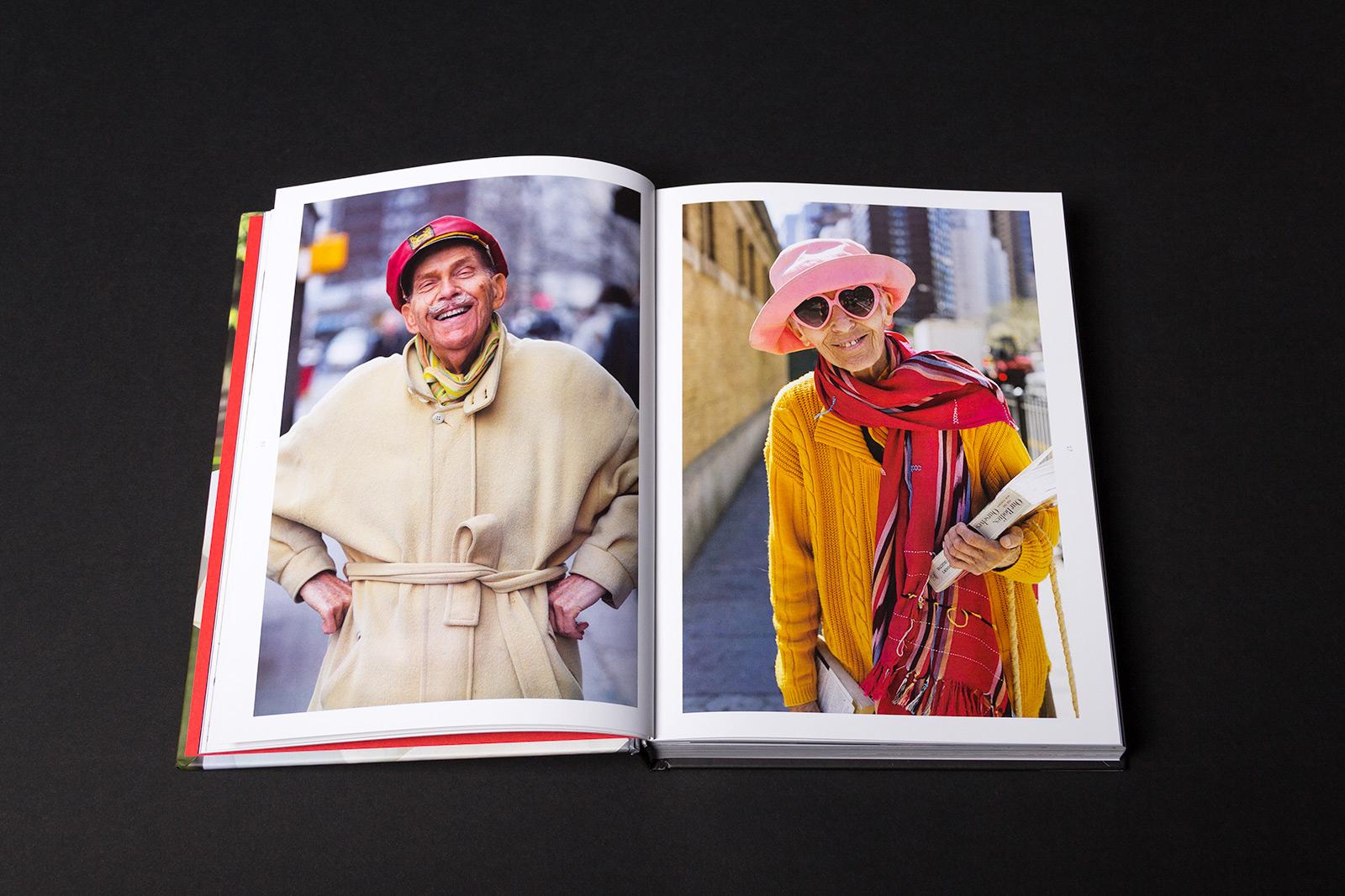 Advanced style book
