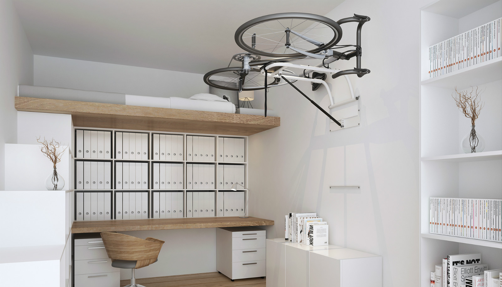 For Anyone Living In Cramped Quarters Or With Too Much Stuff (notably  Seasonal Gear), Zero Gravity Racks Offer A Solution. First, It Maximizes  Ceiling Space ...