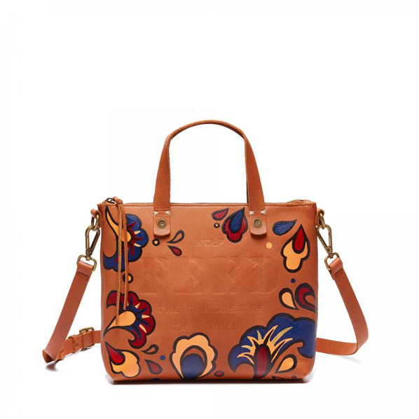 4ba01a0d6b37 Hand-Painted Eleanor Bag - COOL HUNTING