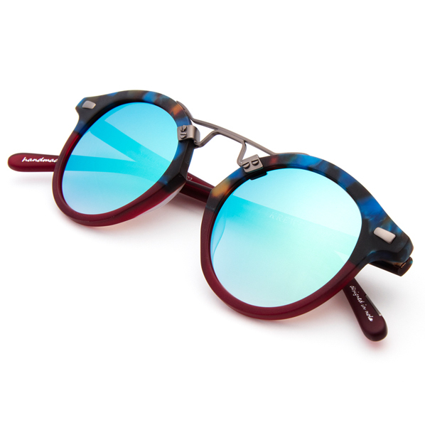 e713b6bd299 KREWE du Optic makes specs and sunglasses inspired by founder Stirling  Barrett s passion for his hometown of New Orleans. Our pick from the brand  for this ...