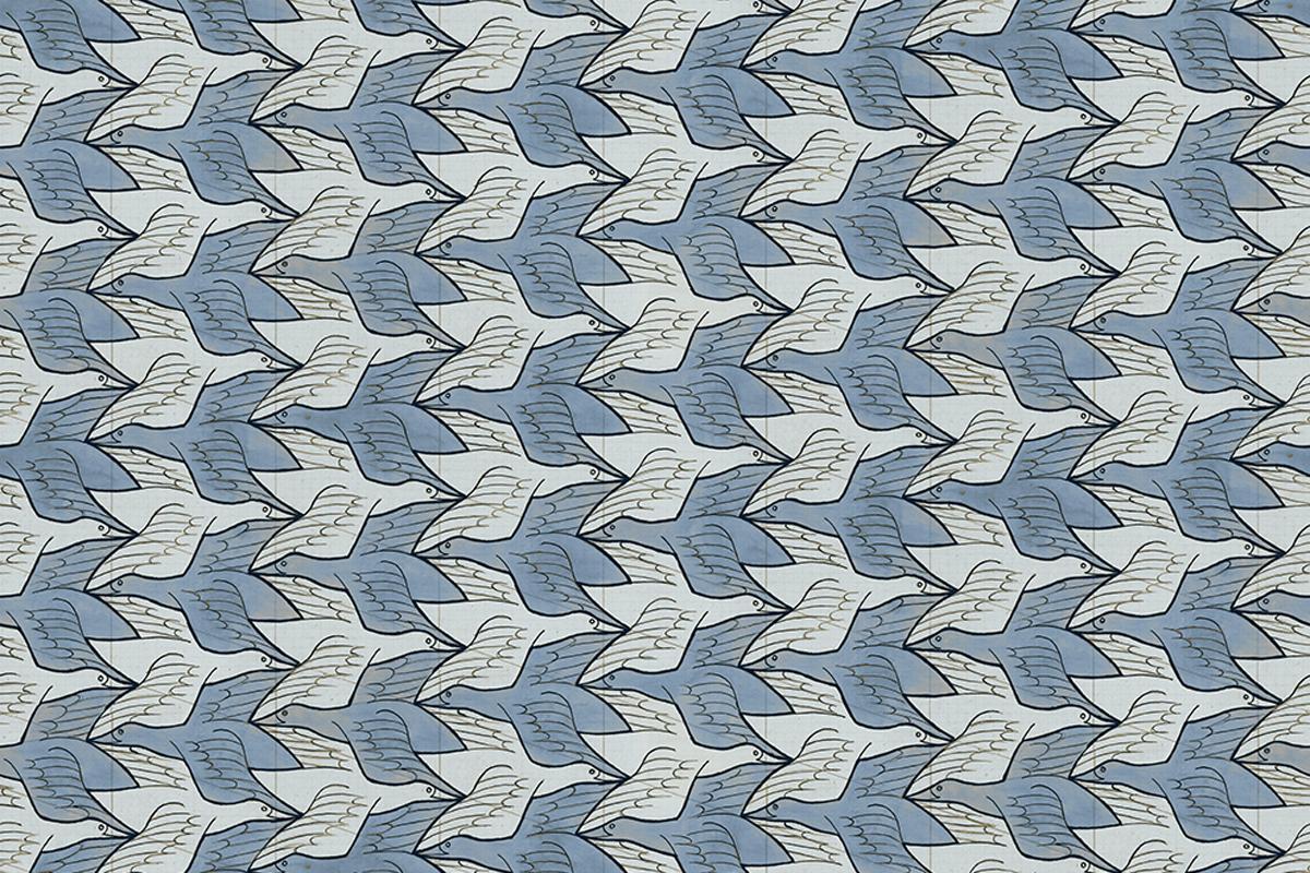 Preview Mc Escher Wallpaper Collection By Jannelli Volpi