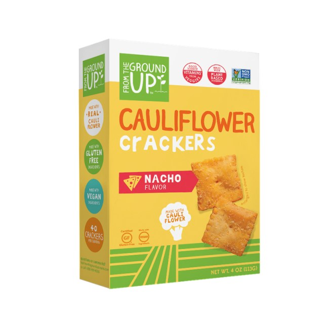 From The Ground Up Gluten-Free Snacks