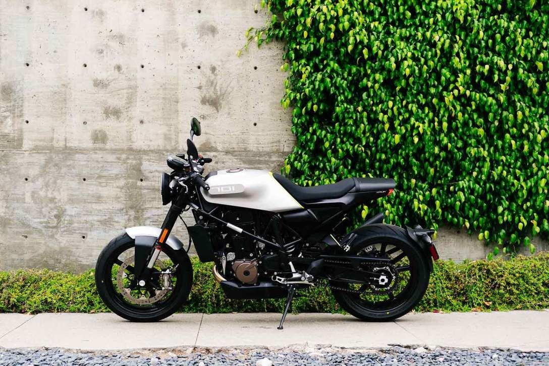 Husqvarna's Striking Vision for Motorcycling's Future: the Vitpilen 701