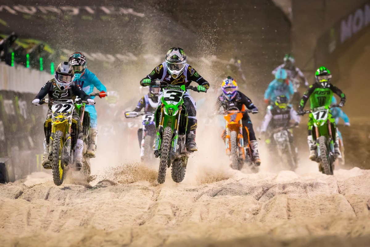 Monster Energy Cup Supercross Series Cool Hunting