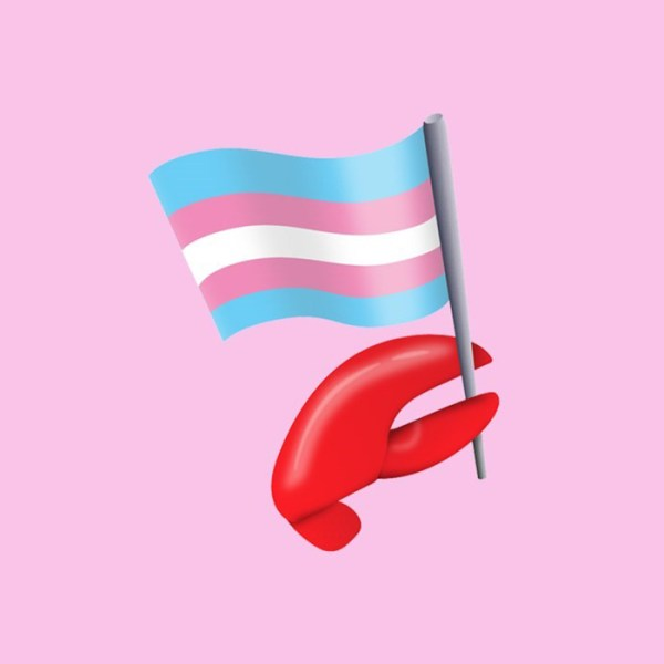 What the Lobster Emoji Means to the Transgender Community