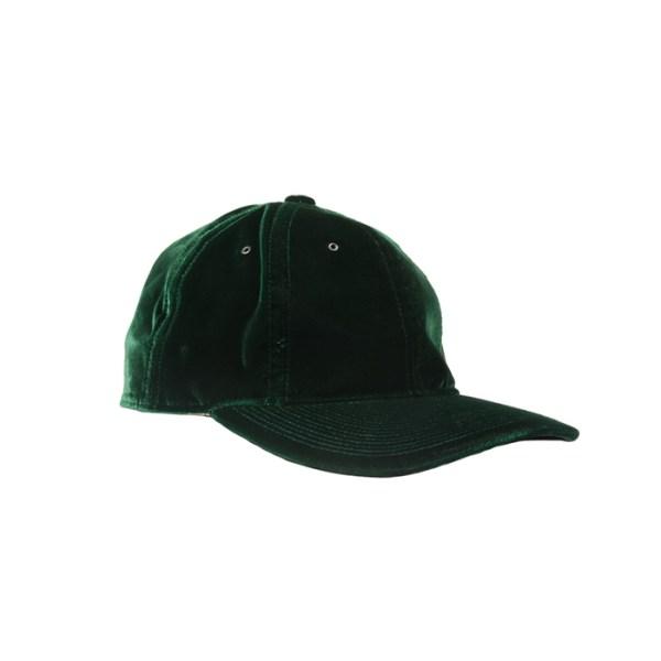 f8e117a09a5 Velvet Baseball Cap