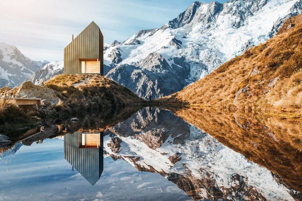 DIY Homes Anywhere: Backcountry Hut Company