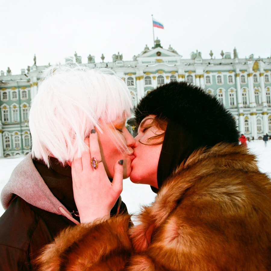 Glorious Photo Series Protests Russian Anti-LGBT Laws