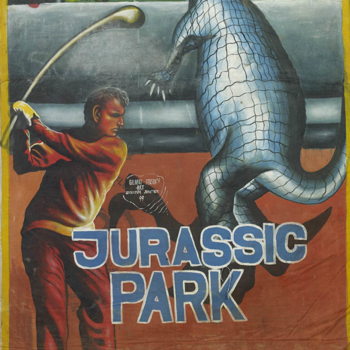 1980s Film Posters From Ghana