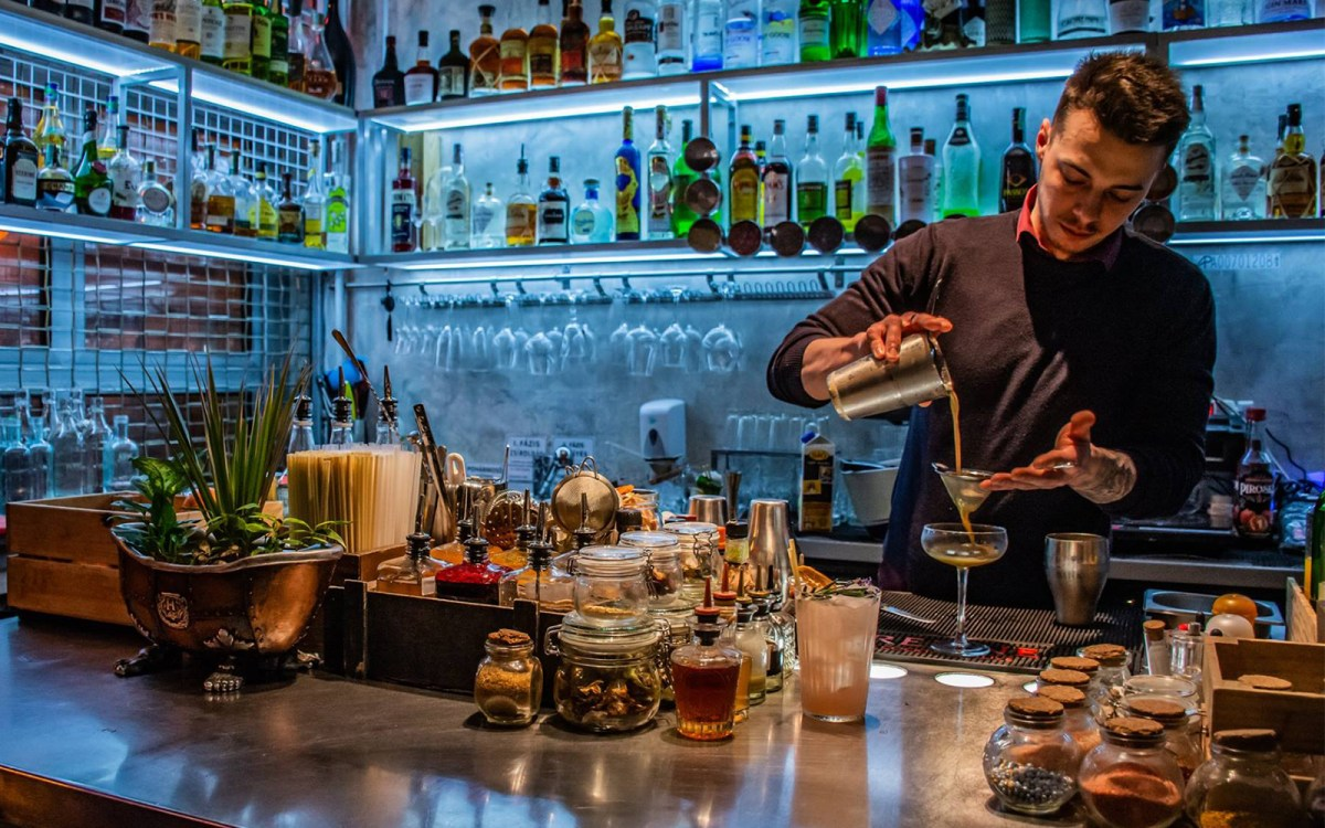 Word of Mouth: Budapest Bars