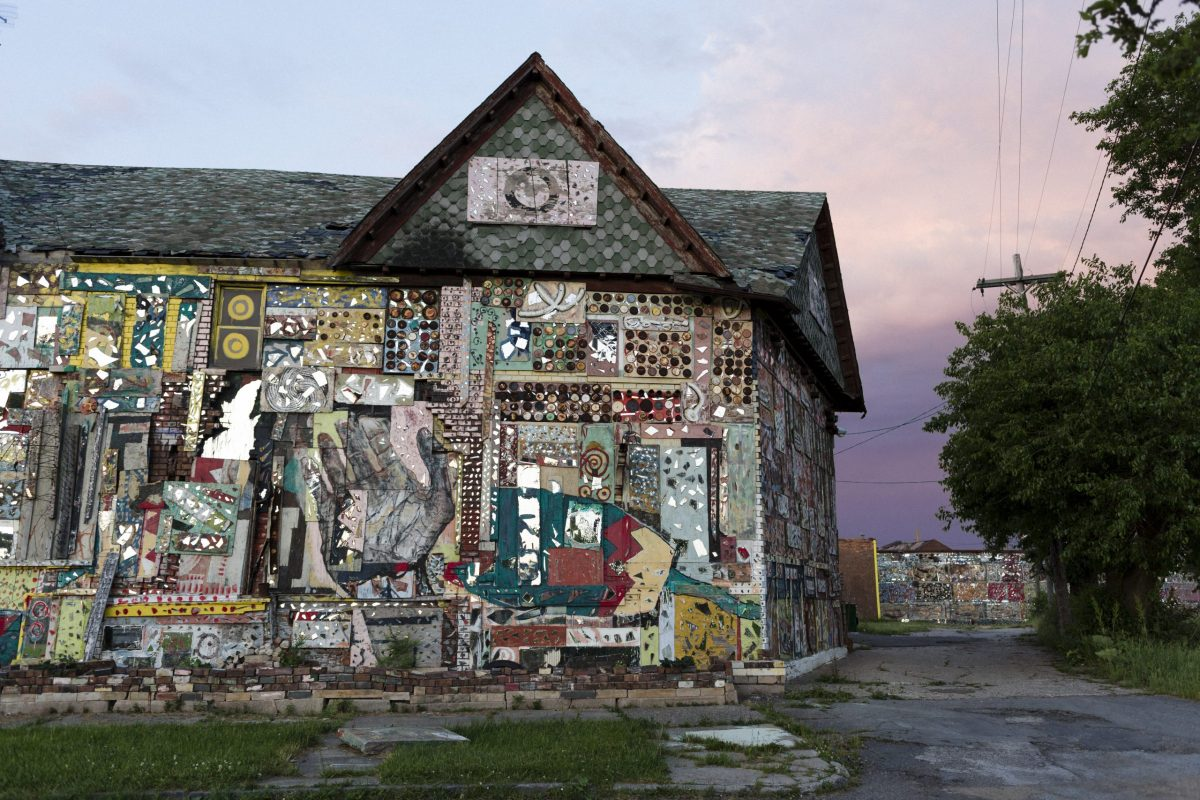 Detroit's Art Mile Opens With Nearly 60 Participating Institutions