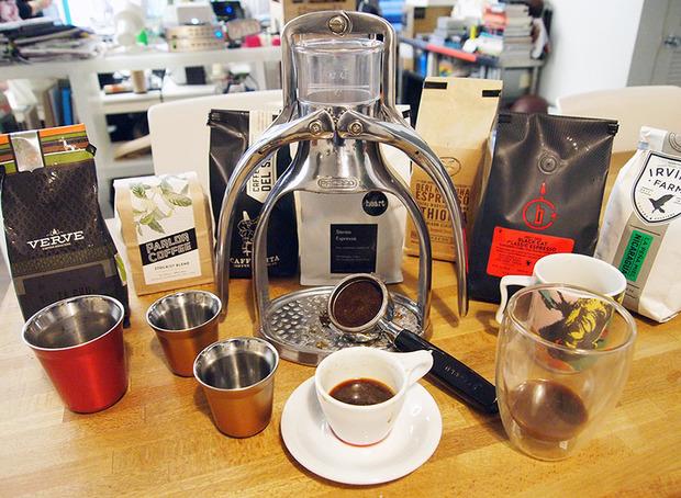 Seven Outstanding Espresso Blends