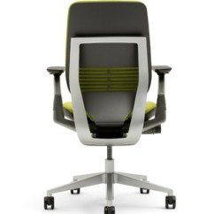 Steelcase Gesture Chair Swivel Leather Cool Hunting 2aa Jpg