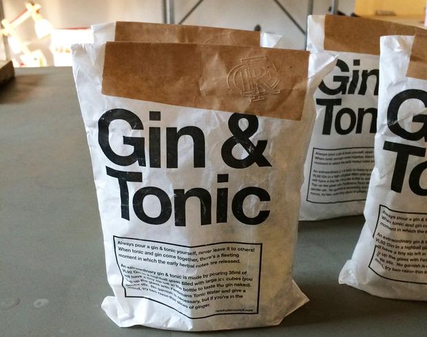 VL92 Gin & Tonic Emergency Kit