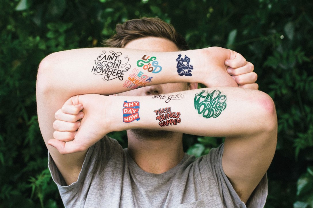 We Are Ink D Temporary Tattoos Cool Hunting