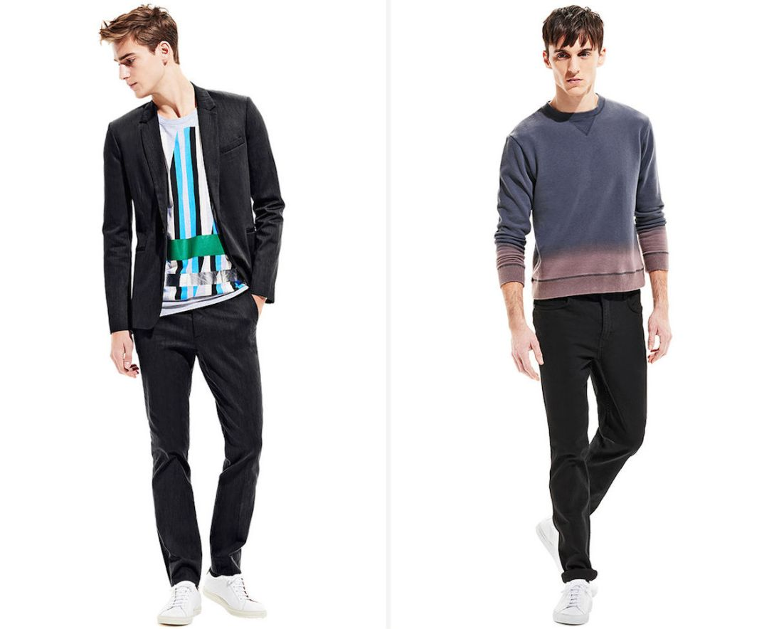 ÉCOLE Schools Men on Style