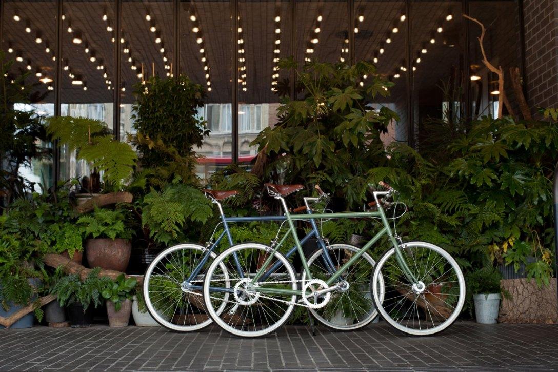 Ace Hotel + Tokyobike