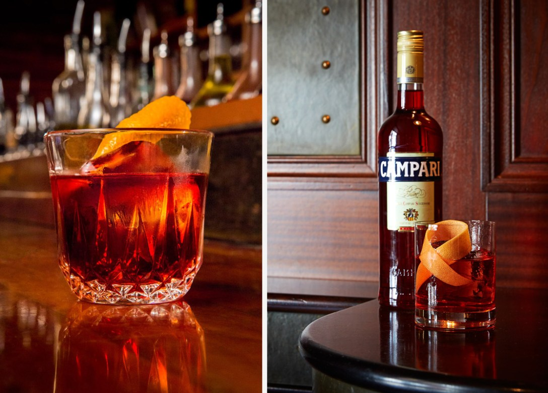 Six Variations on a Negroni