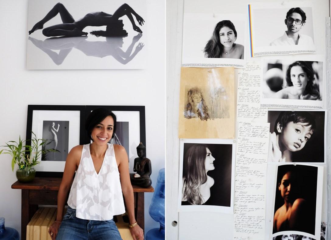 "Aranka Israni's ""Nudes"" Exhibition"