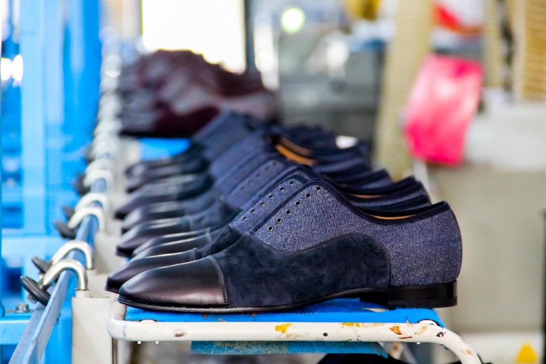 Factory Visit: Christian Louboutin