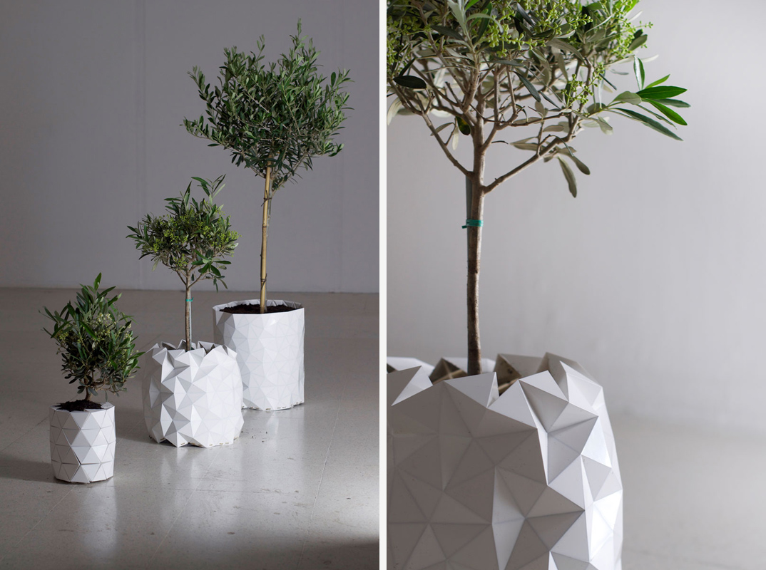 Studio Ayaskan's GROWTH Planter