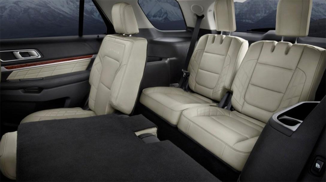 Test Drive 2016 Ford Explorer Platinum Cool Hunting