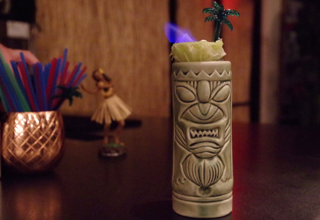 Tiki Your Time This Fall and Winter