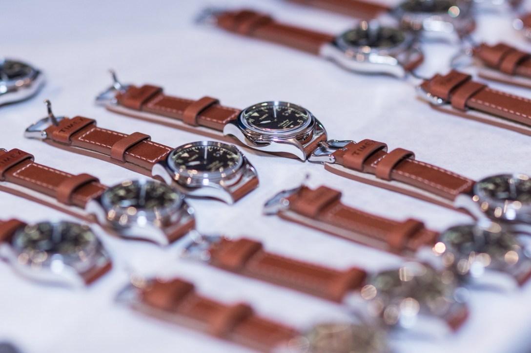 Todd Snyder + Timex Watches