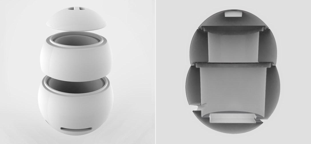 Milan Design Week 2016: Bubble Beehive