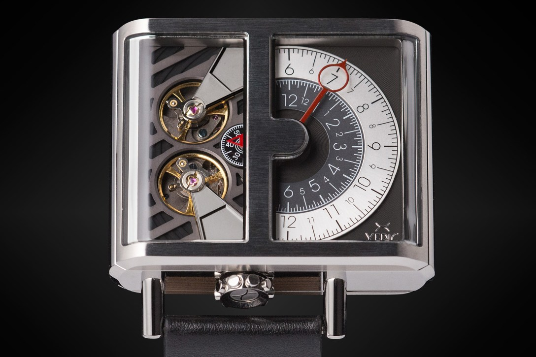 Xeric's Unusual, Affordable Soloscope Automatic Watch