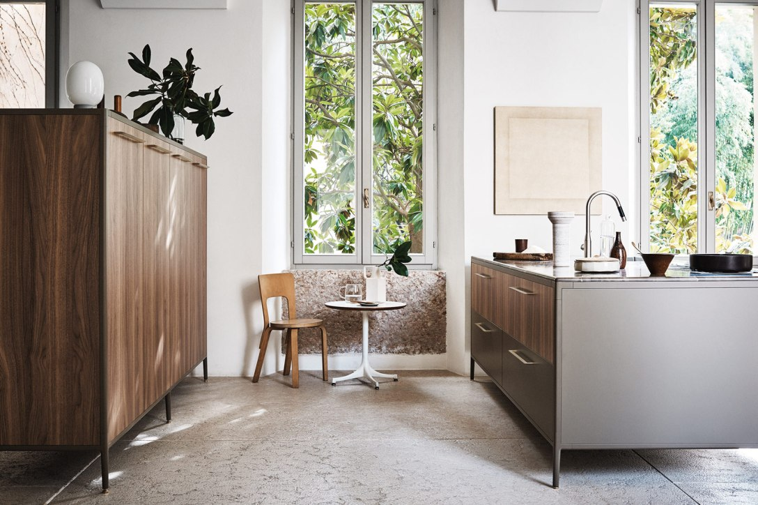 Design Studio Garcia Cumini On Their Cesar Unit Kitchen