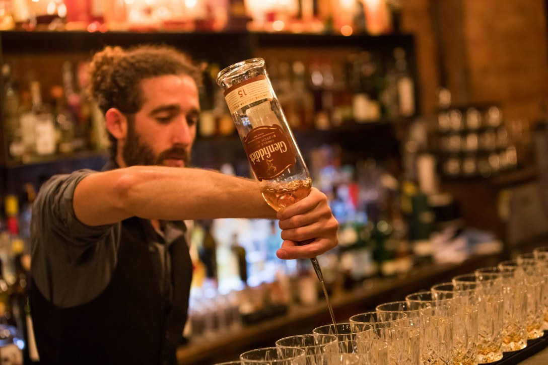 Three Glenfiddich Cocktails from London's Michelin-Starred Dabbous