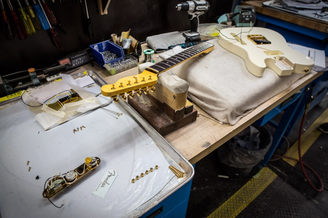 Fender's ModShop Offers a Custom Experience with Digital Ease