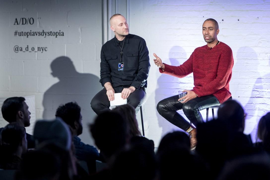 "A/D/O Design Academy's ""Utopia vs Dystopia"""