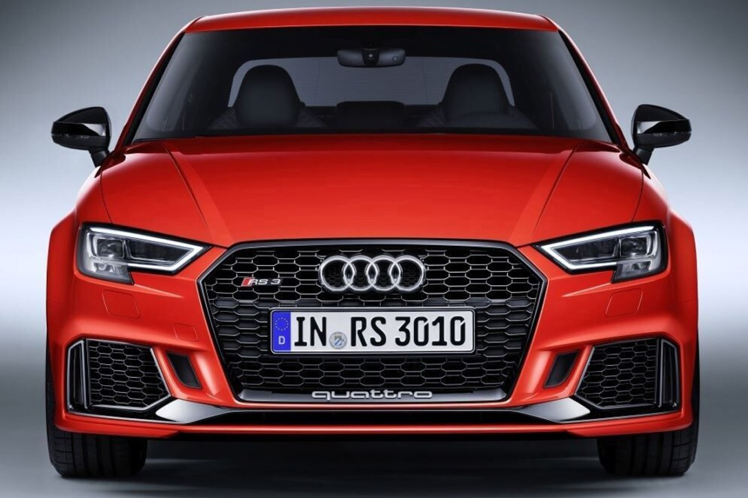 Test Drive Audi TT RS And RS COOL HUNTING - Checkered flag audi