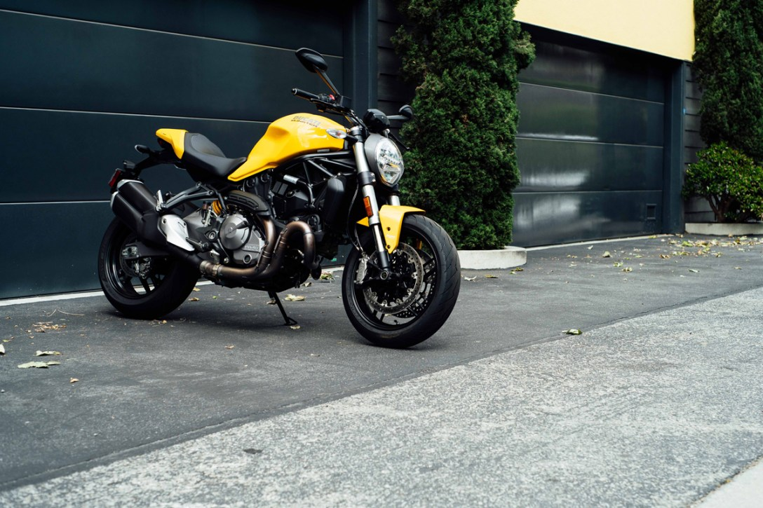 Updating an Icon: The 2018 Ducati Monster 821 - COOL HUNTING
