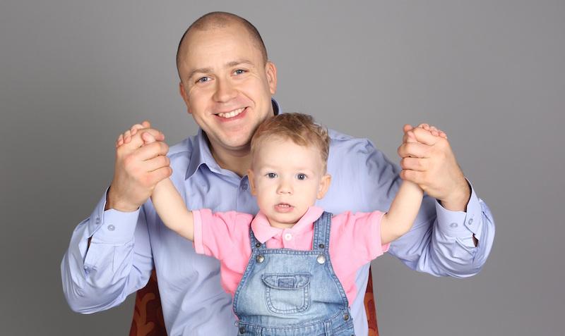 Vaderdag-ideeën voor papa's die van tech houden