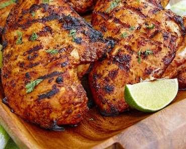 Como fazer churrasco de peito de frango