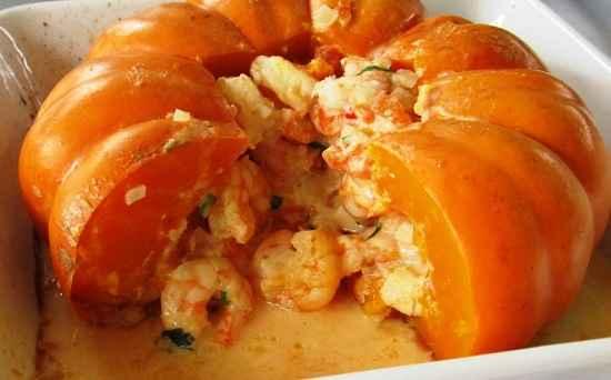 Moqueca de Camarão Delicioso