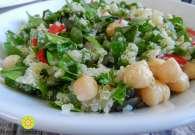 Salada de Quinoa | Confira 20 Receitas deliciosas para construir um Cardápio Rico de Opções