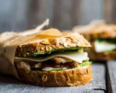 receitas sanduiches saudaveis rapidos